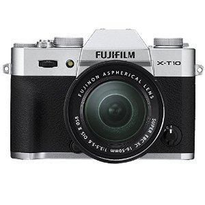 Appareil Photo Hybride Fujifilm XT10 + Objectif XC 16-50 mm II