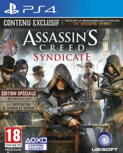 Assassin's Creed Syndicate - Edition Spéciale sur PS4