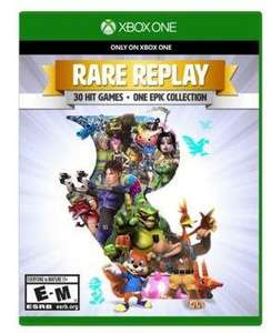 Screamride ou Rare Replay sur Xbox One