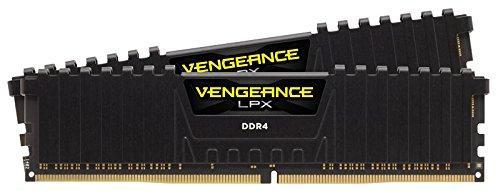 Mémoire DDR4 Corsair Vengeance LPX 8 Go (2x4Go) 2400MHz CL14 à 37.10€ et 16 Go (2x8)