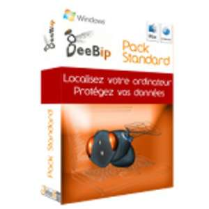Application BeeBip Antivol gratuite à vie (au lieu de 29,90€ par an)