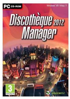 Discothéque Manager 2012