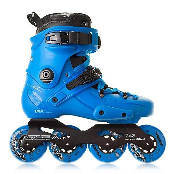 Rollers Seba FR1 80 - bleu, du 39 au 45 (2014)