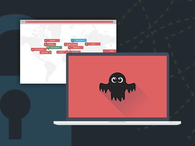 Sélection de promotions sur les VPN - Ex : VPNGhost à vie
