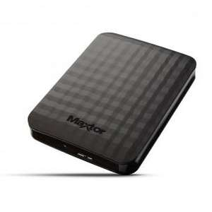 """Disque dur externe 2.5"""" USB 3.0 Maxtor M3 4To"""