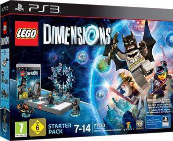 Pack de démarrage Lego Dimensions sur PS3