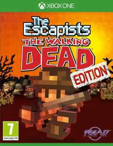 The Escapists - The Walking Dead sur Xbox One