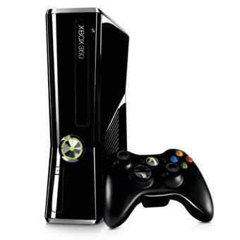Console Microsoft Xbox 360 - 4 Go