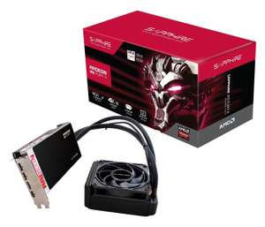 Carte graphique AMD Radeon R9 Fury X - 1050 MHz, 4 Go