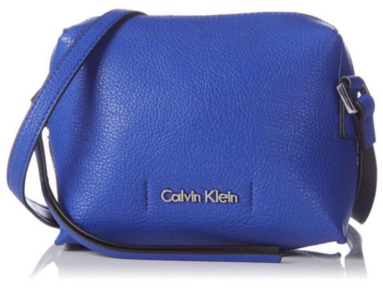 Sac bandoulière Calvin Klein Joyce - Bleu