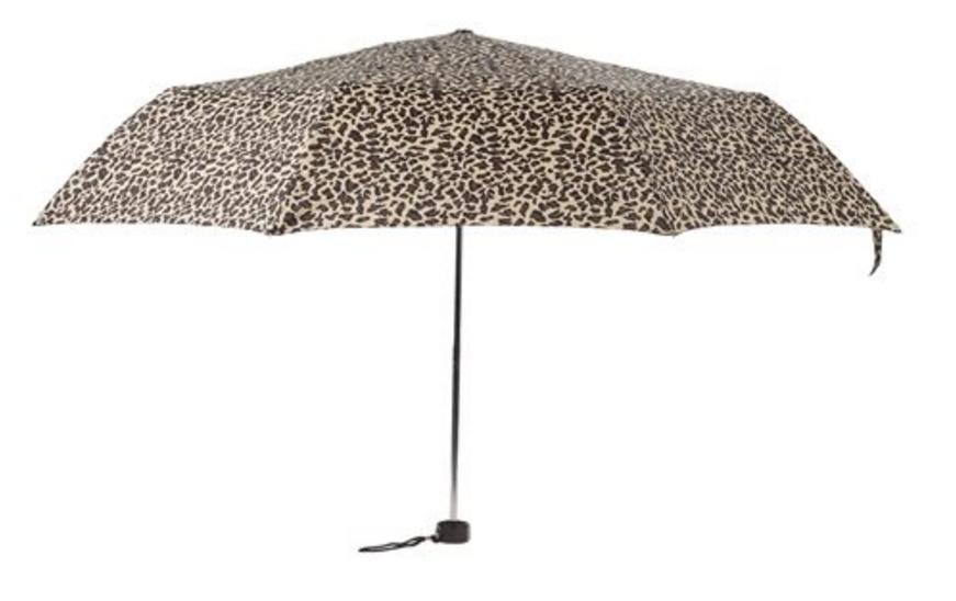 Parapluie motif léopard + 1 Bijou parmi une sélection