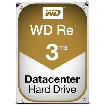 "Disque dur interne 3.5"" Western Digital RE - 3To, SAS 6GB/s, 32 Mo"