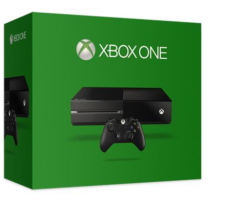 Console Microsoft Xbox One 500Go