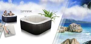 Spark Spa gonflable 3/4 places