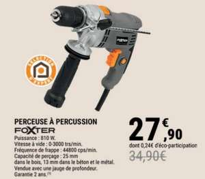 Perceuse foxter
