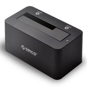 """Station d'accueil Orico pour disque dur 2.5 et 3.5"""" SATA I/II/III USB3.0"""