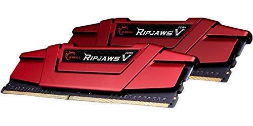 Kit mémoire RAM G.Skill RipjawsV 16 Go (2 x 8 Go) - DDR4, 2400MHz, CL15