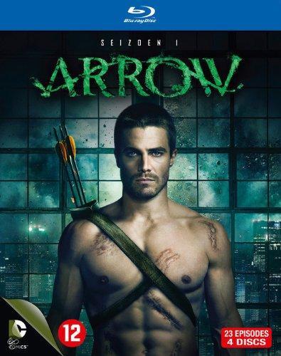 Coffret Blu-ray Arrow - Intégrale de la Saison 1