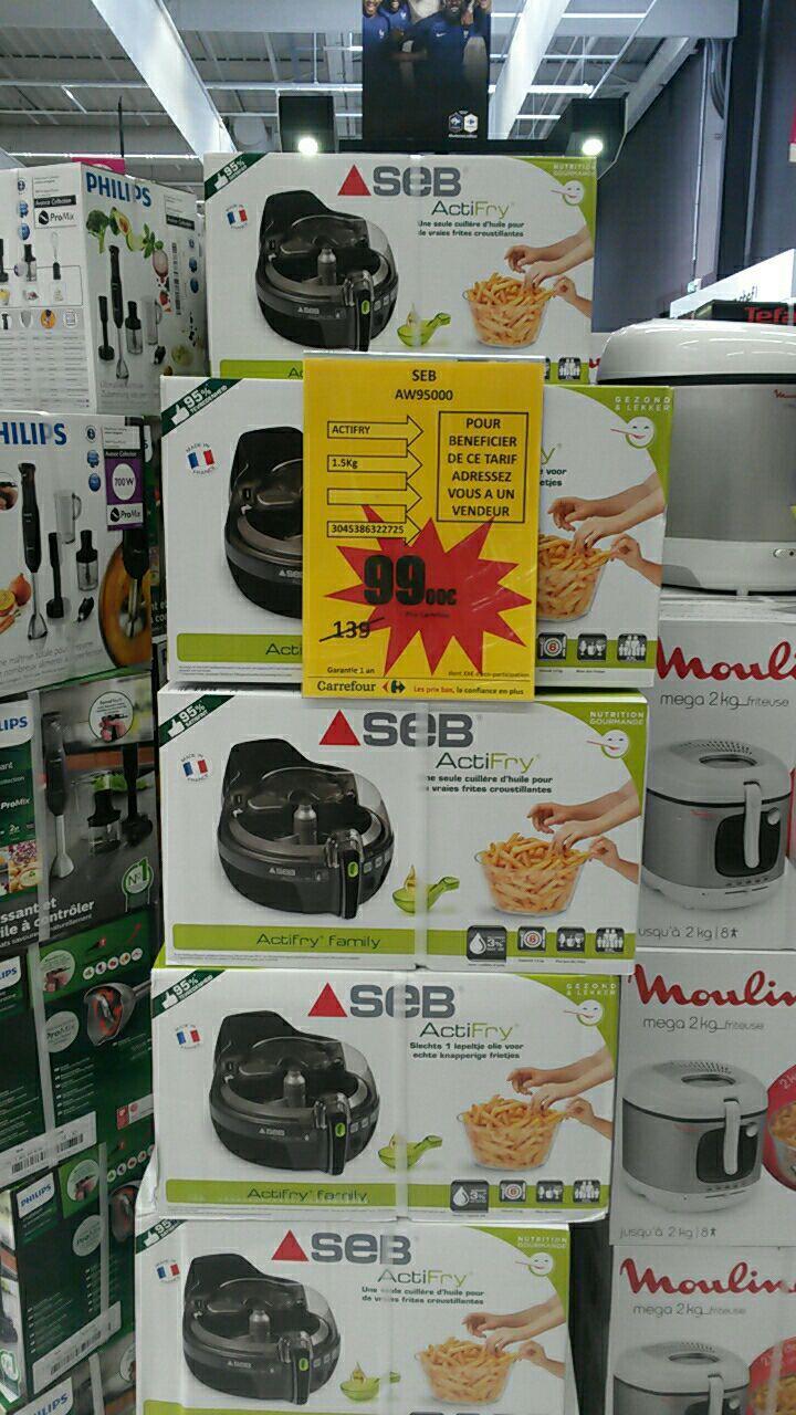 Friteuse Actifry Seb AW95000