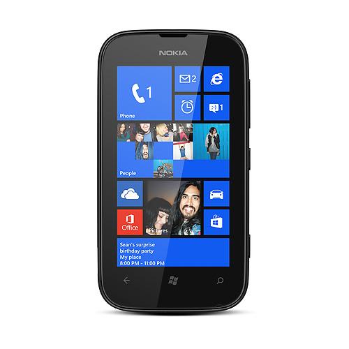 Nokia Lumia 510 différentes couleurs (Avec ODR de 30€)