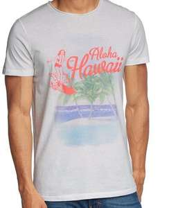 [Panier plus] Sélection de T-shirts en promo - Ex : T-shirt Jack & Jones Hawaii