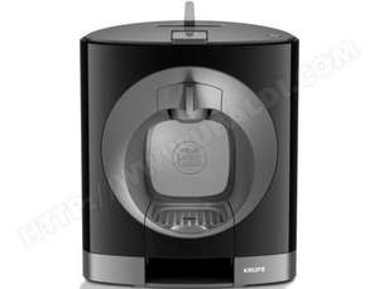 Machine Krups Dolce gusto YY2290FD Oblo Noire (via ODR de 30€)