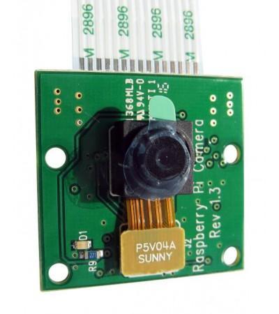 Module Caméra 5MP pour Raspberry Pi