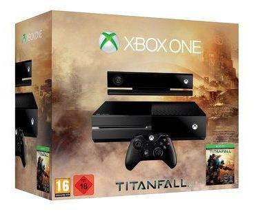 Sélection d'offres promotionnelles - Ex : Console Microsoft Xbox One 500 Go + Titanfall + Kinect