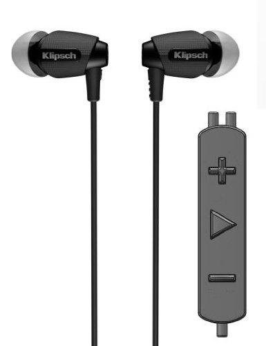Klipsch Image S5i Ecouteurs intra-auriculaire Anti-bruit Modèle sport - Frais de port inclus
