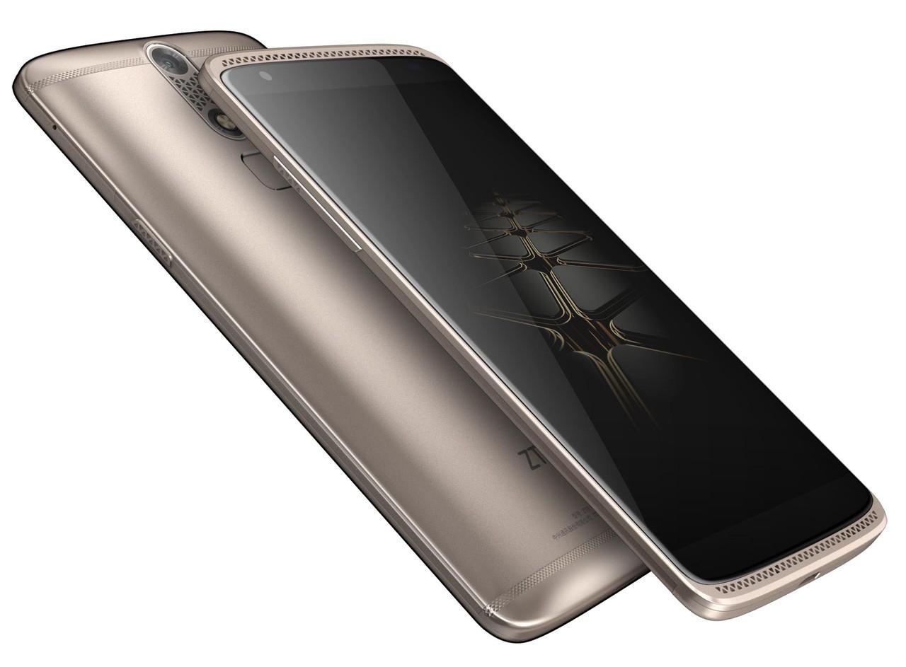 "Smartphone 5.2"" ZTE Axon Mini Or - Snapdragon 616, ROM 32 Go, RAM 3 Go (via ODR de 50€)"