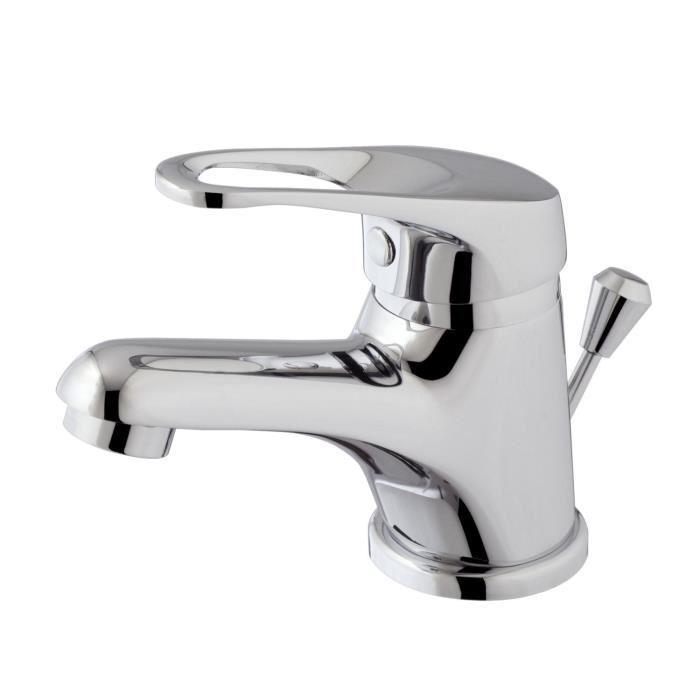 Mitigeur de lavabo EsseBagno - Chrome