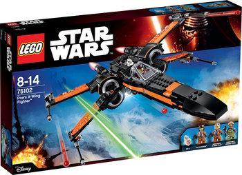 Jouet Lego Star Wars - Poe's X-Wing Fighter (75102)