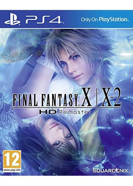 Final Fantasy X et X-2 HD sur PS4
