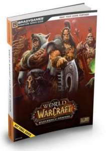 Guide pour le jeu World of Warcraft : Warlords Of Draenor