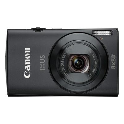 Appareil Photo Canon IXUS 230 HS et étui en cuir DCC 1300