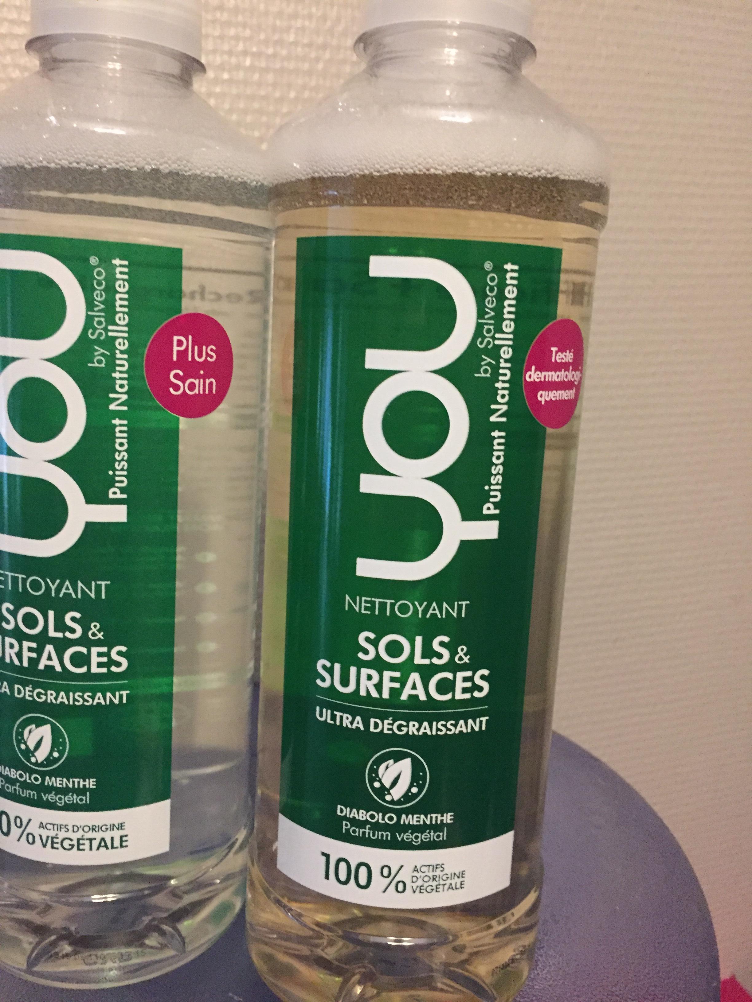 Nettoyant sols et surfaces You