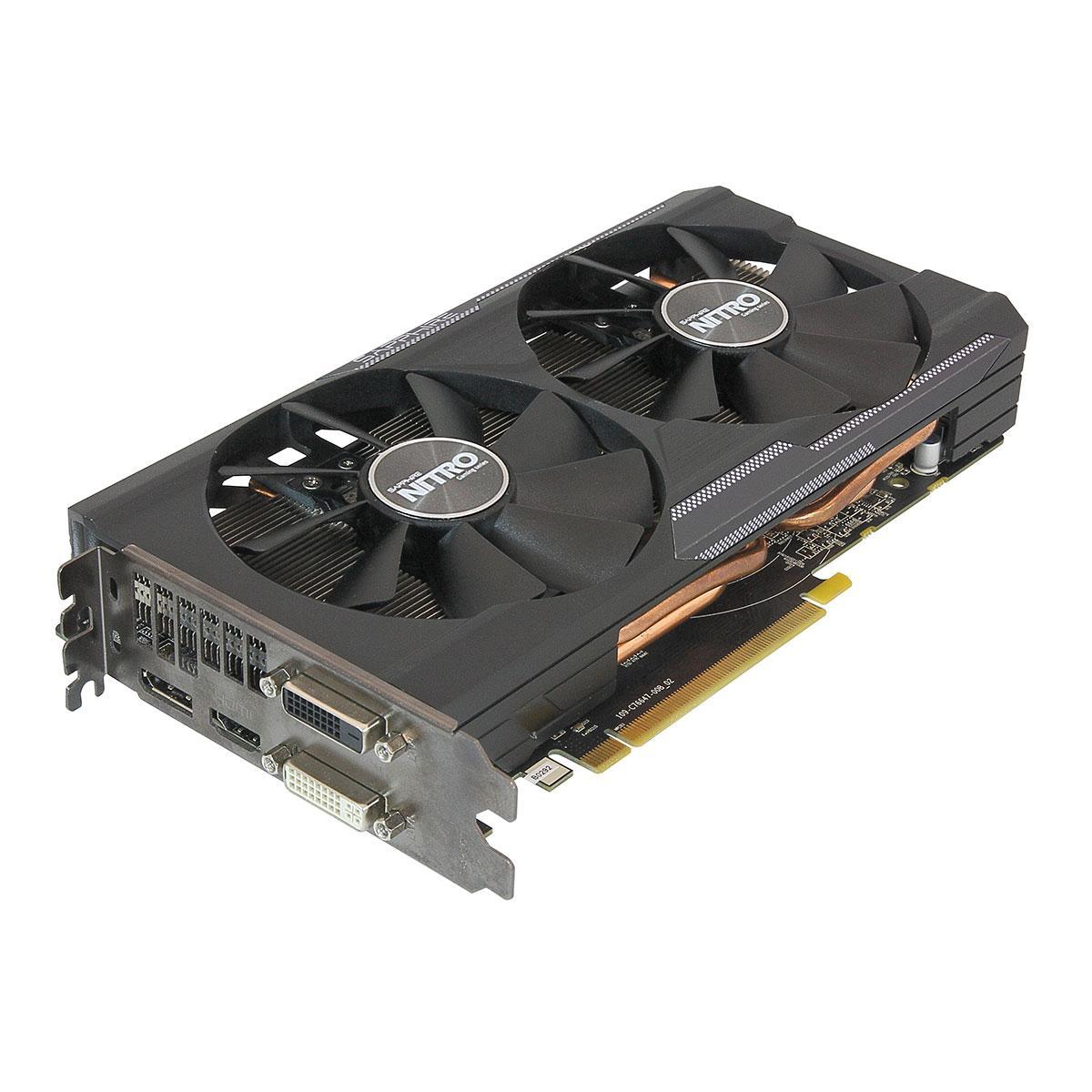 Carte graphique Sapphire AMD Nitro R9 380 2Go