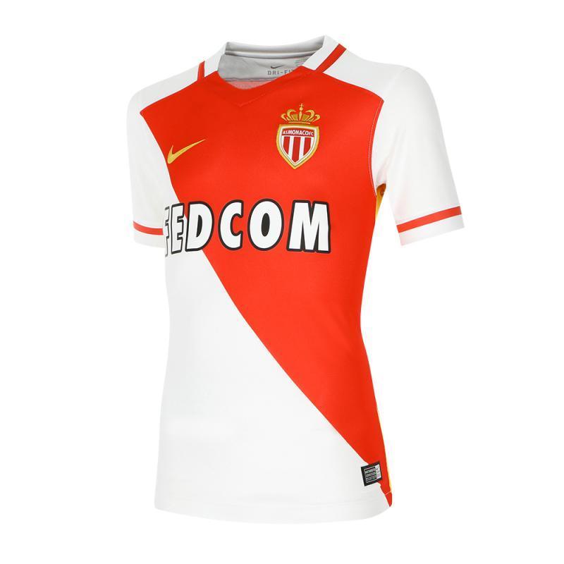 Maillots AS Monaco Domicile 2015/16