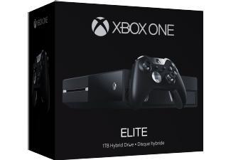 Console Microsoft Xbox One 1 To - Elite Bundle (avec manette Elite)