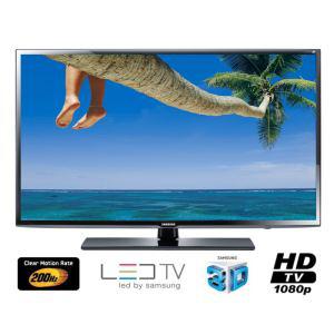 """Téléviseur Samsung 40EH6030 - 40"""" (LED 3D, 200Hz)"""