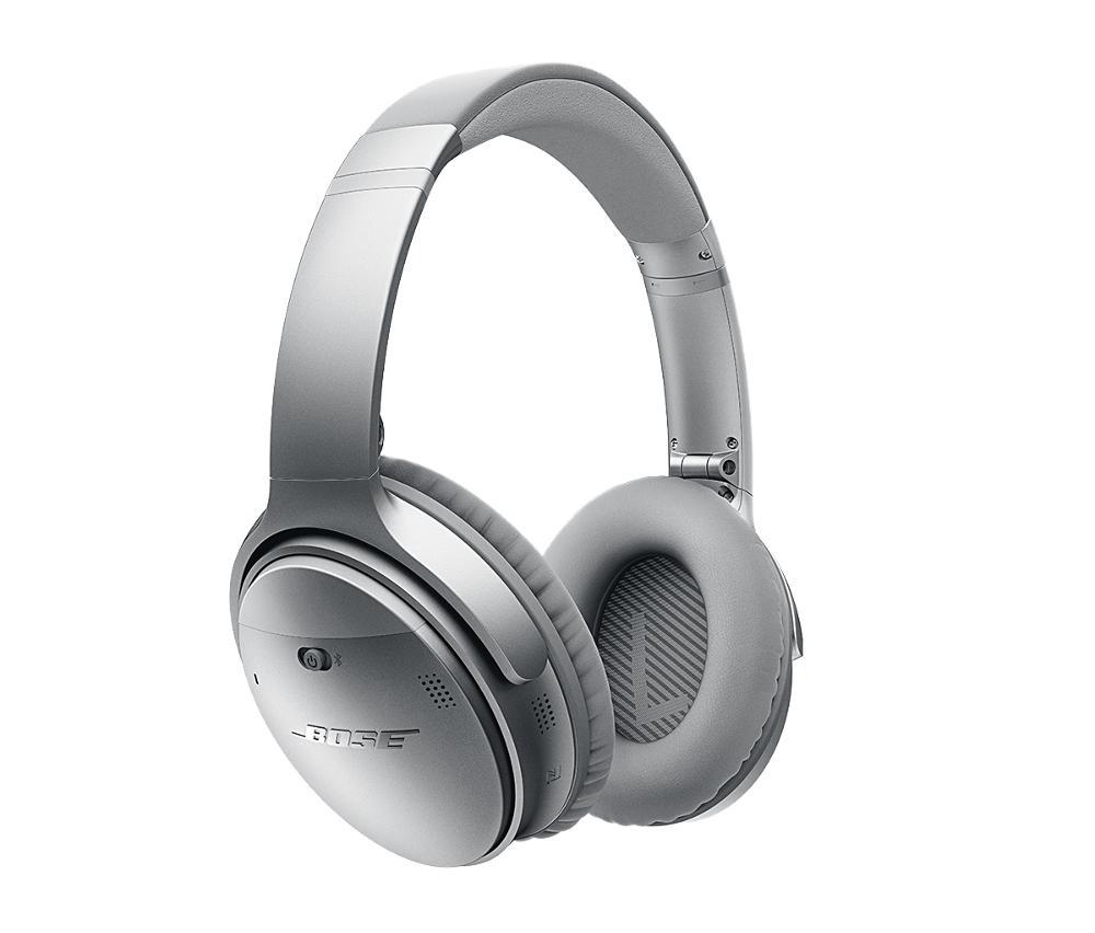 Casque sans fil Bose QuietComfort 35 - Argent