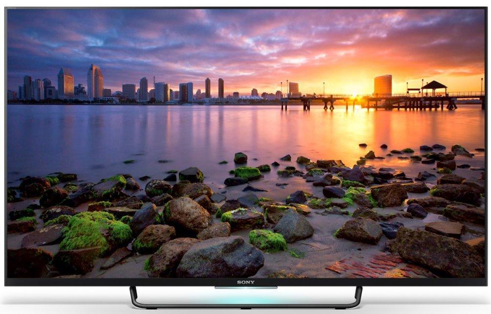 TV LED 50'' Sony KDL-50W755C - Full HD - Smart TV