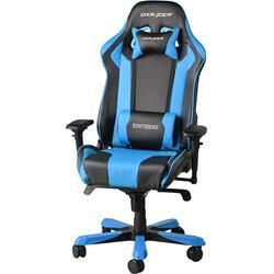 Sélection de fauteuils gamer DxRacer en promotion - Ex: Modèle King KF06 - Bleu/Noir