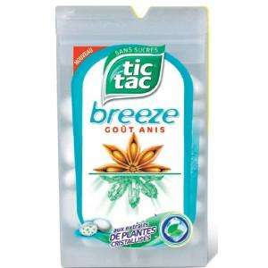 2 boîtes de Tic tac Breeze (via Shopmium)