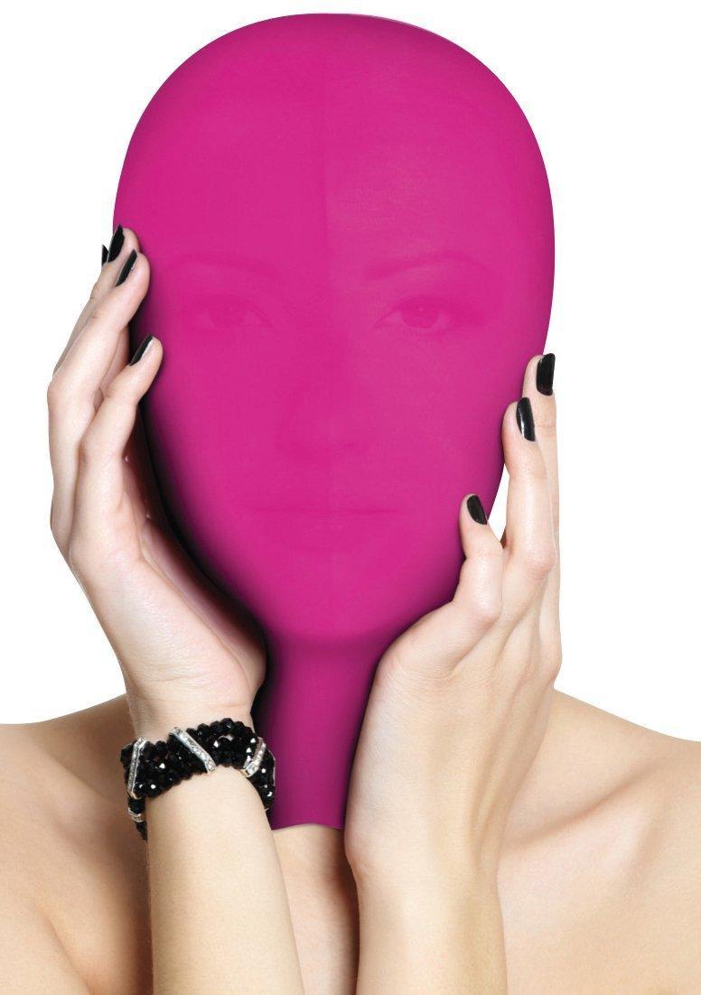 [Panier plus] Masque de Soumission Ouch! - Rose
