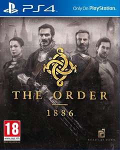 The Order 1886 sur PS4
