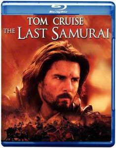 Le Dernier Samourai Blu-Ray