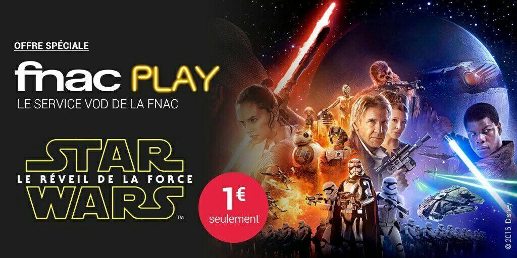 Star Wars, épisode VII : Le Réveil de la Force en VOD - SD ou HD
