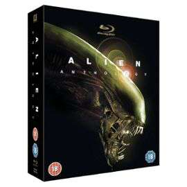 Coffret Alien Anthologie - Edition Ultime [blu-ray]