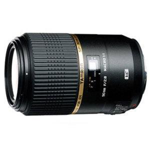 Objectif Tamron SP 90 mm F/2,8 Di MACRO 1:1 VC USD Monture Canon